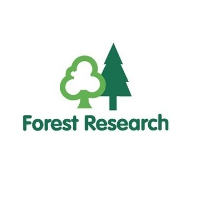 Logo for Forest Research (FR)