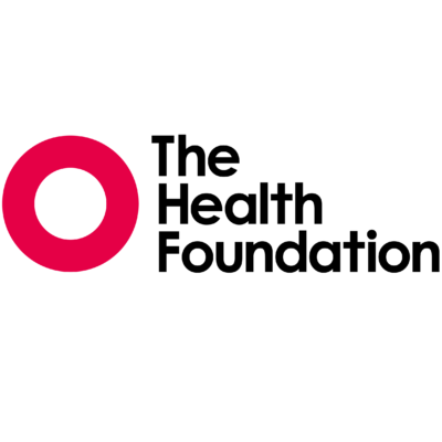 Logo for The Health Foundation