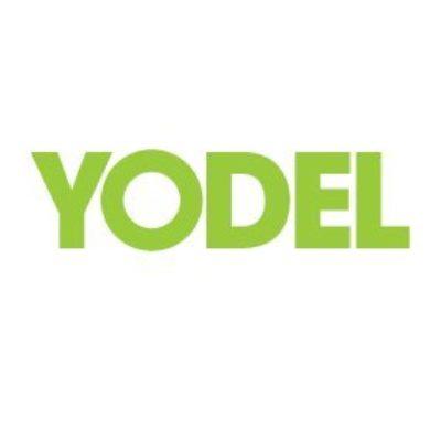 Logo for Yodel